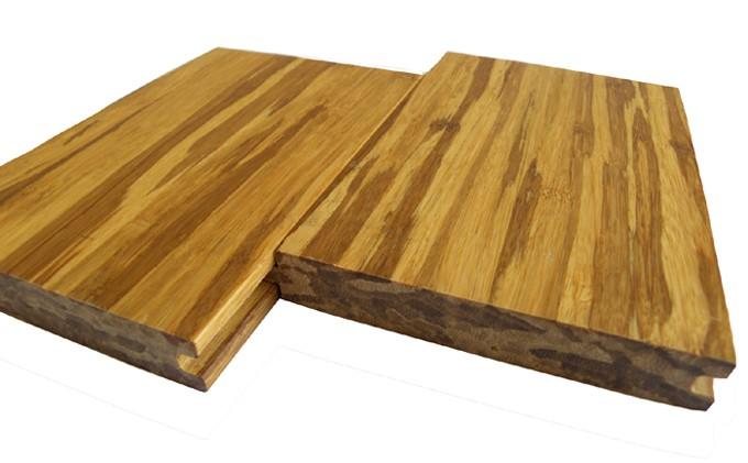 Tiger Strand Woven Bamboo Flooring Hardest Exotic