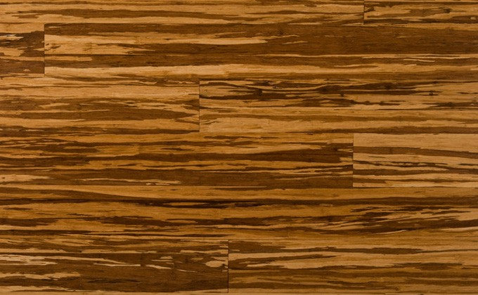 Tiger Strand Woven Bamboo Flooring Hardest Exotic
