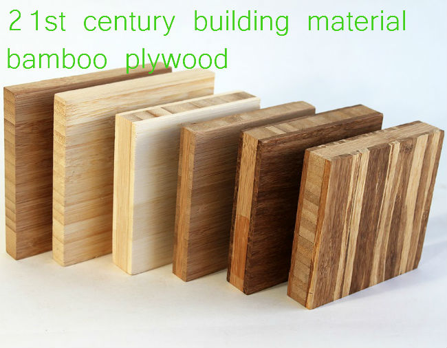 environmental building material bamboo plywood
