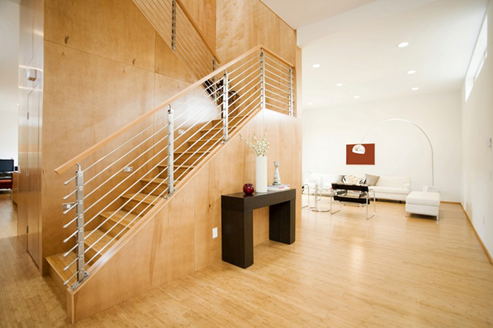 Solid Bamboo Flooring for Your Basement